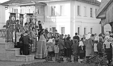 день памяти Сергия Радонежского