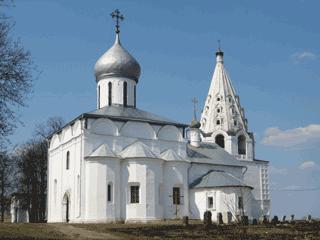Переславль-Залесский, Троицкий Данилов монастырь. Собор Троицы Живоначальной с церковью Даниила