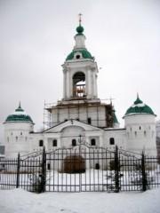 Богоявленский Авраамиев монастырь входные ворота