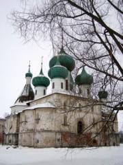 Богоявленский собор Богоявленский Авраамиев монастырь