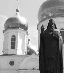 памятник святителю Димитрию в Ростове-на -Дону