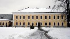настоятельский корпус 18в Богоявленский Авраамиев монастырь