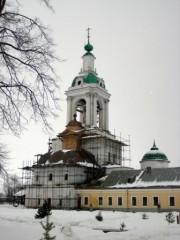 Свято-Никольский надвратный храм 1684 г Богоявленский Авраамиев монастырь
