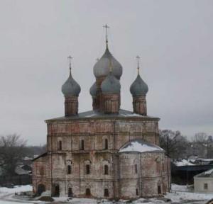 Спасо-Преображенский собор Спасо-Песоцкого монастыря
