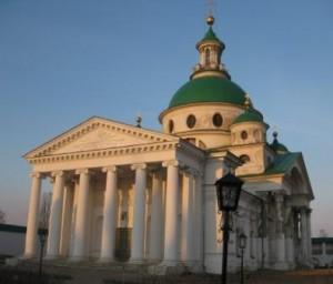 Димитриевский собор, построенный на деньги графа Шереметьева