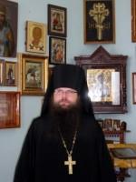 Настоятель Спасо-Яковлевского Димитриева монастыря отец Серафим
