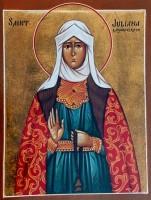 Святая Юлиания Лазаревская