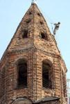 Ростов. Косьмо-Дамианский храм 2009г, Андрей Доценко - высотник