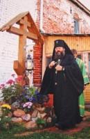 Кирилл, архиепископ Ярославский и Ростовский, совершил Божественную литургию в храме во имя Похвалы Божией Матери Петровского монастыря