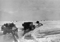Дорога через Ладогу