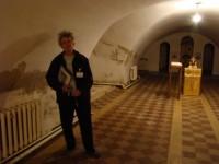 Подземный храм Спасо-Яковлевского Димитриева монастыря