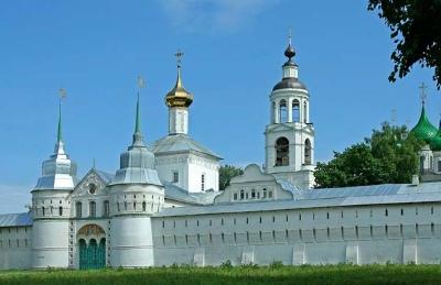 Толгский монастырь. Ярославль