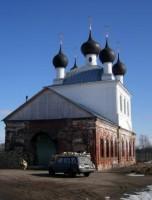 храм Илии Пророка в с.Васильково