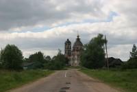 Якимовское, Церковь Рождества Пресвятой Богородицы, фото Чупринин Михаил