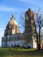 храм в</p> <p>селе Якимовское