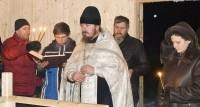 Деболовское, крещение 2010, благочинный