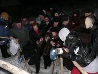 Красново, Крещение 2010 год