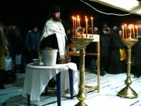 Крещение, красново 2010