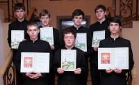 Призеры олимпиады по основам православной культуры - варницкие гимназисты
