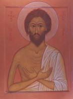 Блаженный Исидор Твердислов,  Христа ради юродивый, ростовский чудотворец