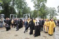 Визит патриарха в Ярославль 2010 год