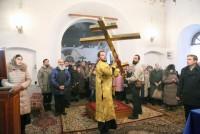 Освящение креста Покровского храма, Ростов-Великий декабрь 2014