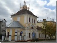 Покровский храм г. Ростова-Великого лето 2014 г.
