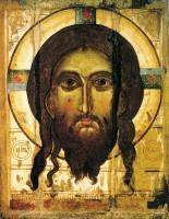 Спас Нерукотворный, XIII в. Из церкви Введения