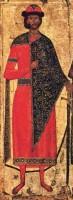 Святой благоверный князь Борис Владимирович