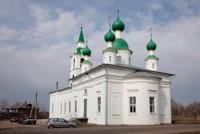 Церковь Андрея Стратилата - Сулость.  Автор: Чупринин Михаил  29 апреля 2011