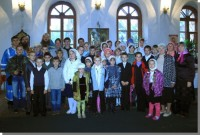 Школа Преподобного Авраамия Ростовского 2013 г
