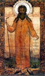 Угодник Божий блаженный Иоанн Власатый, Христа ради юродивый, Ростовский чудотворец