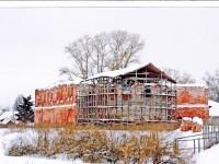 начало восстановительных работ в Белогостицком монастыре