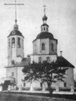 Уничтоженная Церковь Введения во храм Пресвятой Богородицы, Ростов-Великий