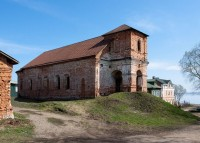 Храм в честь великомучеников Бориса и Глеба, состояние на 2011 год